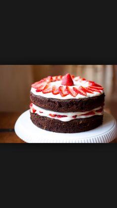 Sunhillbake, chocolate cake