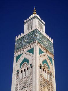 Hassan II Mosque, Casablanca, Morocco | Hassan II Mosque in Morocco