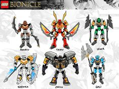 Image result for bionicle name