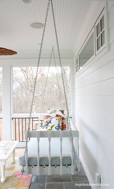 Porch swing - Home T
