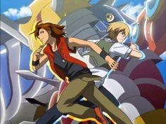Digimon Savers Opening 2 Version 2 - YouTube