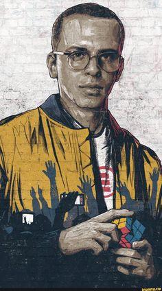 IPhone Wallpaper Logic Rapper