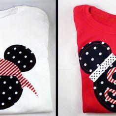 Keçeden Dısney Doğum Günü Tişört Yapımı 1 Diy Fashion, Arya, Sewing, Retro, Disney, Scrappy Quilts, Amigurumi, Fabrics, Dressmaking