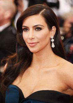 Kim Kardashian Photos - Red Carpet Arrivals at the Met Gala — Part 2 - Zimbio