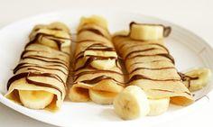 Banana Crepes