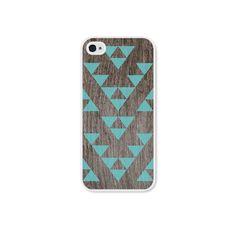 Geometric iPhone 5 Case - Plastic iPhone 5 Cover - ...