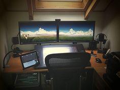 My workspace 2013 by Gert Jan Lodder / pixellod