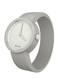 O Clock Watch - Ice