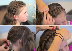 A legszebb hajfonatok gyenge szálú hajból, lépésről lépésre | femina.hu