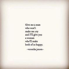 Veronika Jensen @lulus.secret.desires • #love #tears #cry #happy #happiness #man #woman #quote #quotes #word #poetry #writing #lulussecretdesires #veronikajensen