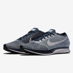 "Nike Flyknit Racer ""Blue Tint"""