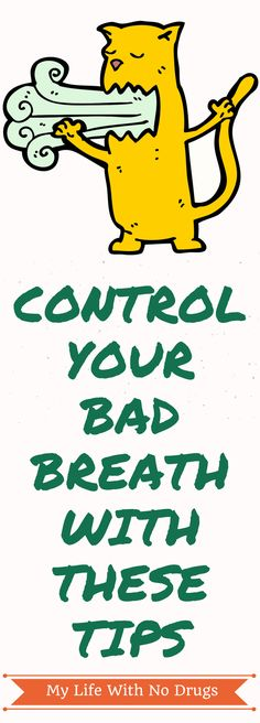 bad breath is very embarrassing mainly because it is almost impossible to smell your breath. Here are some Tips to Control Bad Breath Health And Fitness Tips, Health And Beauty, Health And Wellness, Health Tips, Perfect Posture, Bad Breath, Trending Topics, Alternative Health, Self Development