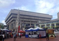 Birmingham old Central Library - it is a sin to demolish it!