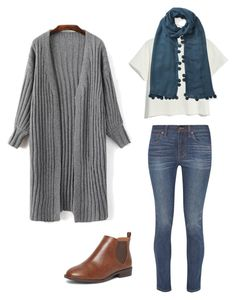 """""""Winter"""" by katiebug1031 on Polyvore featuring Madewell and Dorothy Perkins"""