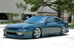 honda prelude. I had this color & loved the car!!