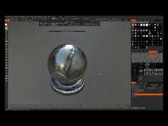 Welding (3DCoat Smart Material) - YouTube