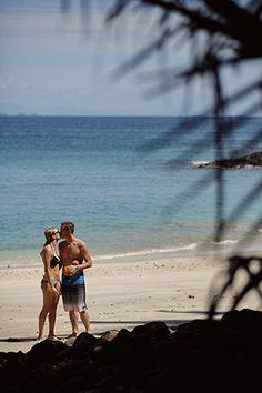 Panama honeymoon