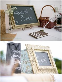 Wedding decorations: framed signs for guest book table and gift table. Photographed by Twin Cities wedding photographer Jeannine Marie Photography #weddingdecorations #weddingsigns #framedsigns #guestbooksign #cardssign #rusticwedding #Saintpaulweddingphotographer #jeanninemariephotography