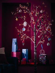 Japan themed Christmas