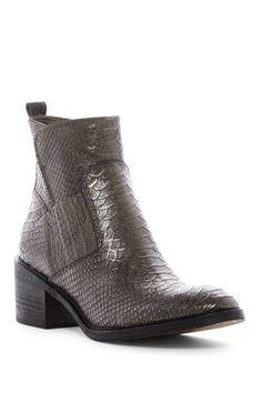65e7040ecca Erryn Snake Embossed Boot Shoe Boots