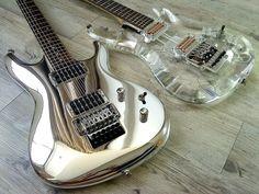 Ibanez Joe Satriani Limited Edition guitars