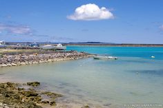 Beautiful Uehara Port on Iriomote Island (Okinawa), August 2013.