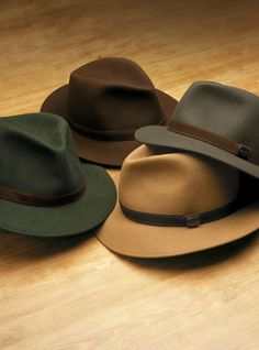 Why don't more men wear hats?