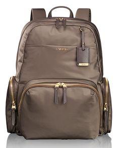 Voyageur Black Calais Backpack Luggage