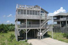 Markham's Place: 5 Bedroom, 3 Bath - Pet Friendly - Oceanview - Avon NC