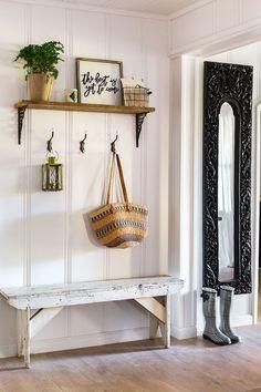 The Living & Dining Room: Cottage House Flip Reveal | Jenna Sue Design Blog
