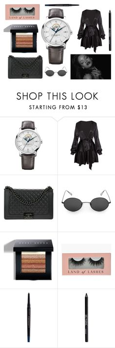 """""""8688 Baume & Mercier Classima Executives Mens XL Watch"""" by authenticwatches ❤ liked on Polyvore featuring beauty, Baume & Mercier, Chanel, Bobbi Brown Cosmetics, Kevyn Aucoin and Urban Decay"""