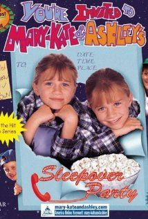 You're Invited to Mary-Kate & Ashley's.. i still have this... on VHS too...