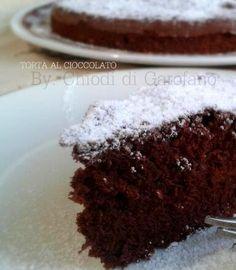 Torta al cioccolato soffice http://blog.giallozafferano.it/chiodidigarofano/torta-al-cioccolato-soffice