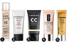 Beauty Must-Have: CC Creams