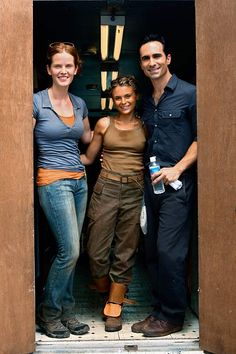 LOST. Behind the scenes