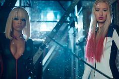 """Iggy Azalea's new single, """"Black Widow"""" featuring Rita Ora has been blowing up the charts and, more recently, the duo performed the song together live at the 2014 MTV VMAs. Iggy Azalea, Black Widow Lyrics, Rita Ora Black, Fancy Song, Taylor Swift, Sadie Kane, Artists And Models, Apps, Album Songs"""