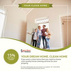 Get the best house cleaning services with extra discounted price in no time. House Cleaning Services, Urban City, Good House, Pest Control, Clean House, Maid, Dreaming Of You, The Unit, Maids