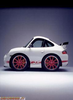 Micro Porsche Carrera GT3 RS, http://www.daidegasforum.com/forum/foto-video-4-ruote/503294-mini-car-macchinine.html