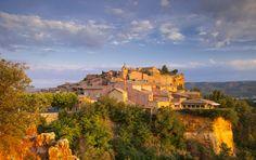 Roussillon, Provence France