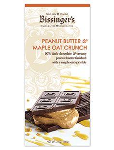 Peanut Butter & Maple Oat Crunch Bar