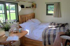 Borleymere Shepherds Hut