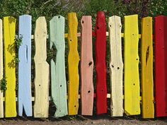 Mein Zaun das Unikat - Zäune selberbauen | selbermachen - Das Heimwerkerlexikon