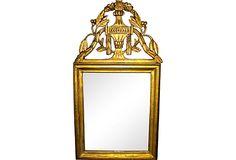 19th-C. Italian Neoclassical Mirror on OneKingsLane.com