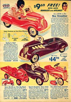 Toys in the 1930s: Toys, Games, Dolls & Everything Else