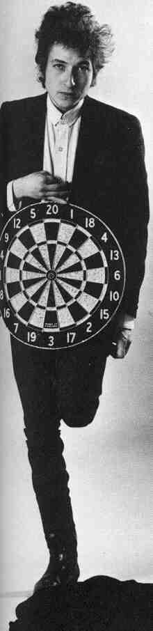 """dylanordie-babe: """" 1965 dart board. """""""