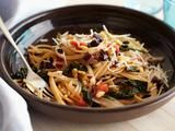 Picture of Whole-Wheat Spaghetti with Swiss Chard and Pecorino Cheese Recipe