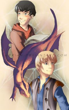 Merlin by Lubrian.deviantart.com