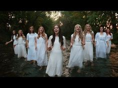 Amazing Grace (My Chains Are Gone) - BYU Noteworthy A Cappella Cover - YouTube