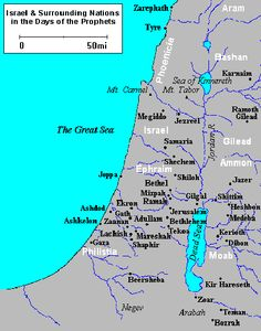 Israel in the Days of the Prophets