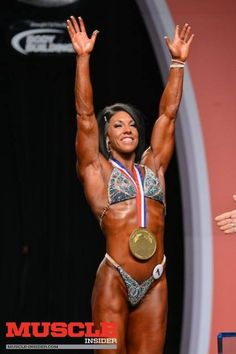 Lenda Murray 8 x Ms Olympia | Ms Olympia Winners! | Pinterest